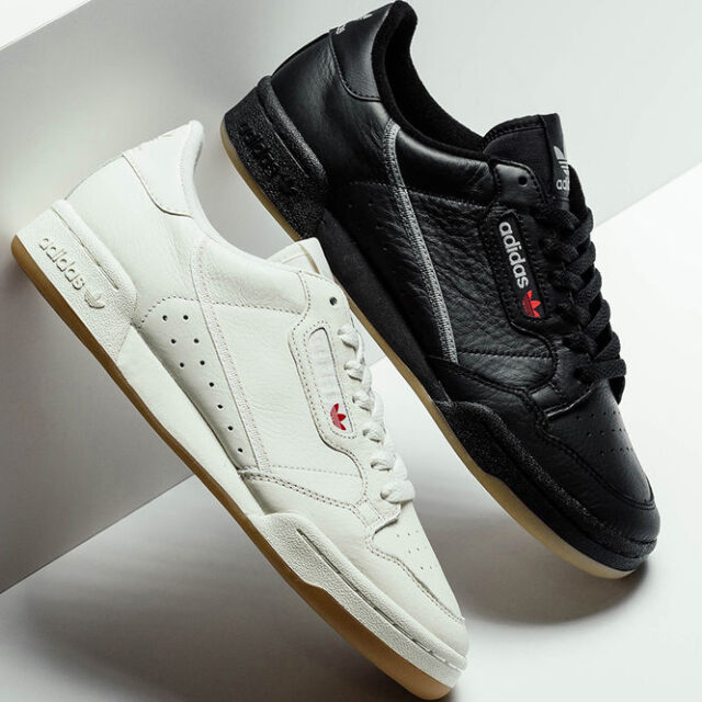 These Monochrome adidas Originals Continental 80s Will Complete Any Look