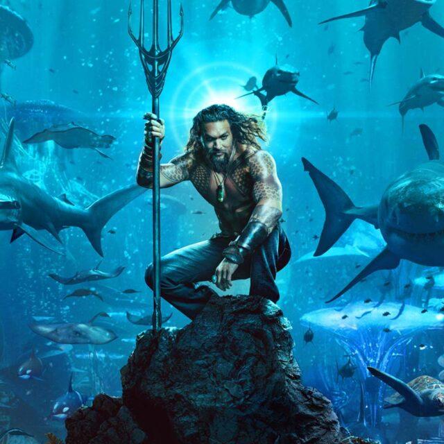 2月8日全国公開 映画『アクアマン』- 未知の帝国「アトランティス」の戦いを描いたジェームズ・ワン監督による海中バトル・エンターテイメント!