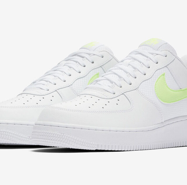 Nike-Air-Force-1-Low-White-Volt-CD1516-100-Release-Date