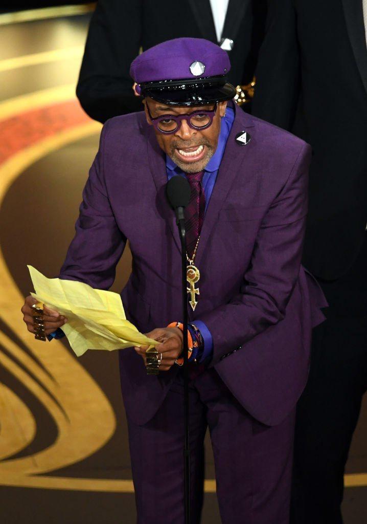 BlacKkKlansman Spike Lee Oscar 2019-07