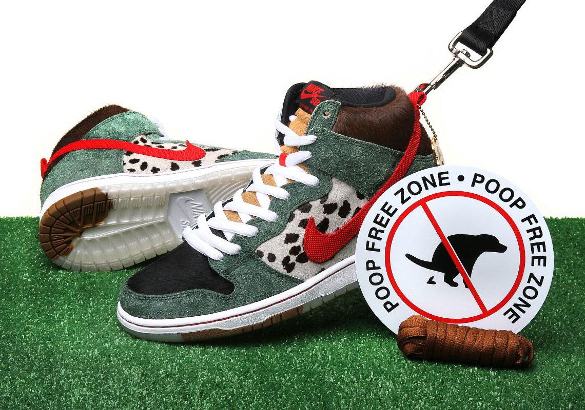 新作 Nike SB Dunk High