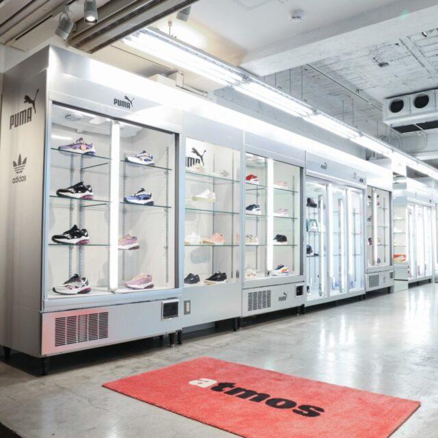 atmos pink sneaker only shop at Takeshita-03