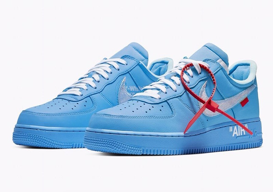 Off-White × Nike】Air Force 1 (エアフォー