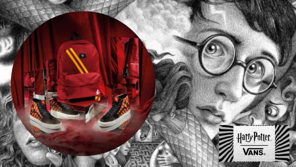 【Vans x Harry Potter】はやはり秀逸!6/7のリリースから見えたハリーポッター・ファンにはたまらないコレクションの全容とは☆