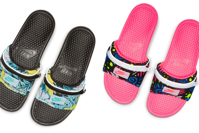 Nike Drops More Fanny Pack-Equipped Benassi JDI Slides