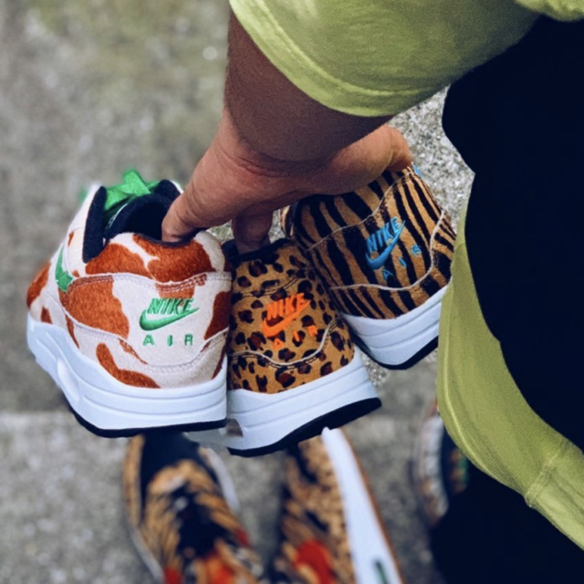 Atmos x Nike Animal 3.0