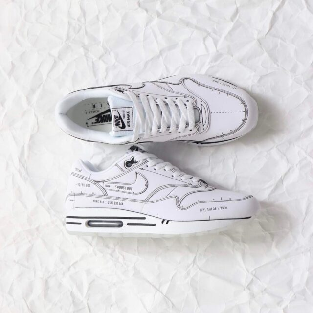 Nike Air Max 1 Tinker Schematic White-01