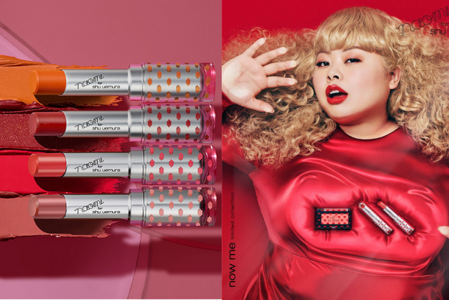 naomi for shu uemura limited collection 2019-03