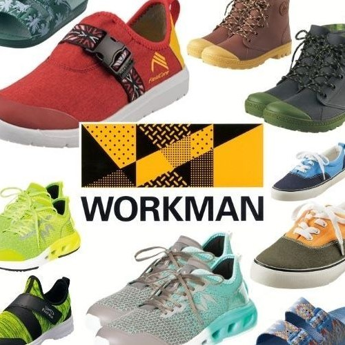 workman_shoes ワークマンの人気靴特集