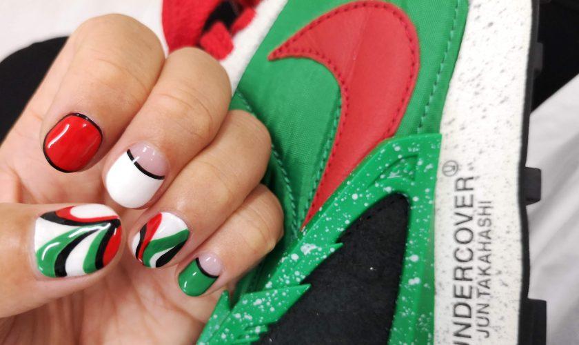 Nail x Undercover_Nike_Daybreak