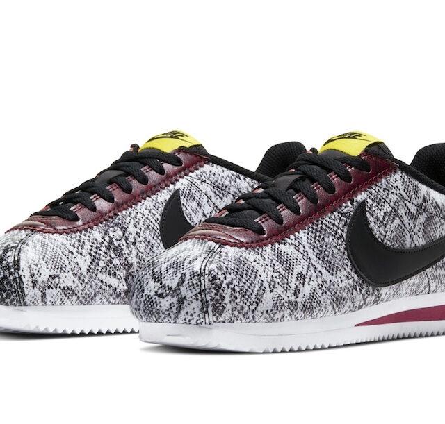 ナイキ コルテッツ スネークスキン (Nike Cortez Snakeskin)