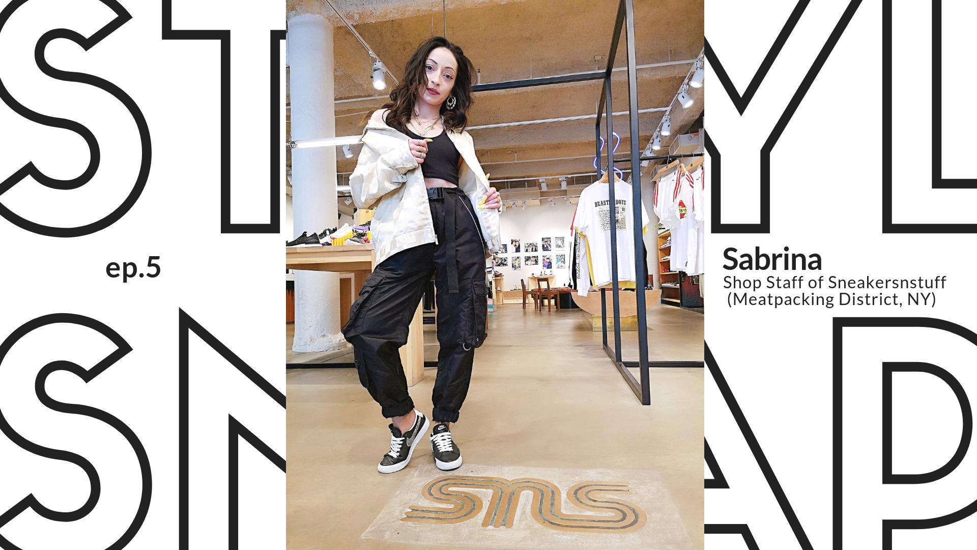 ニューヨークのスタイルスナップ写真 Style_Snap_Sabrina