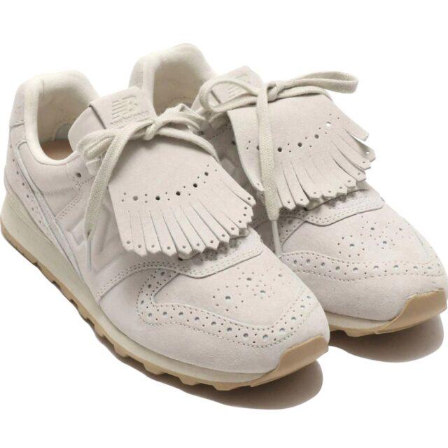New Balance WL996PRA White Sneaker ニューバランス 2019年 秋冬 新作 ホワイト スニーカー