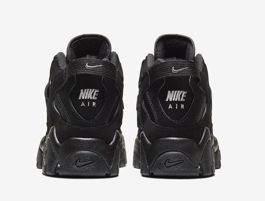 """Nike Air Barrage Mid """"Midnight Navy"""" (ナイキ エア バラージ ミッド """"ミッドナイト ネイビー"""")"""