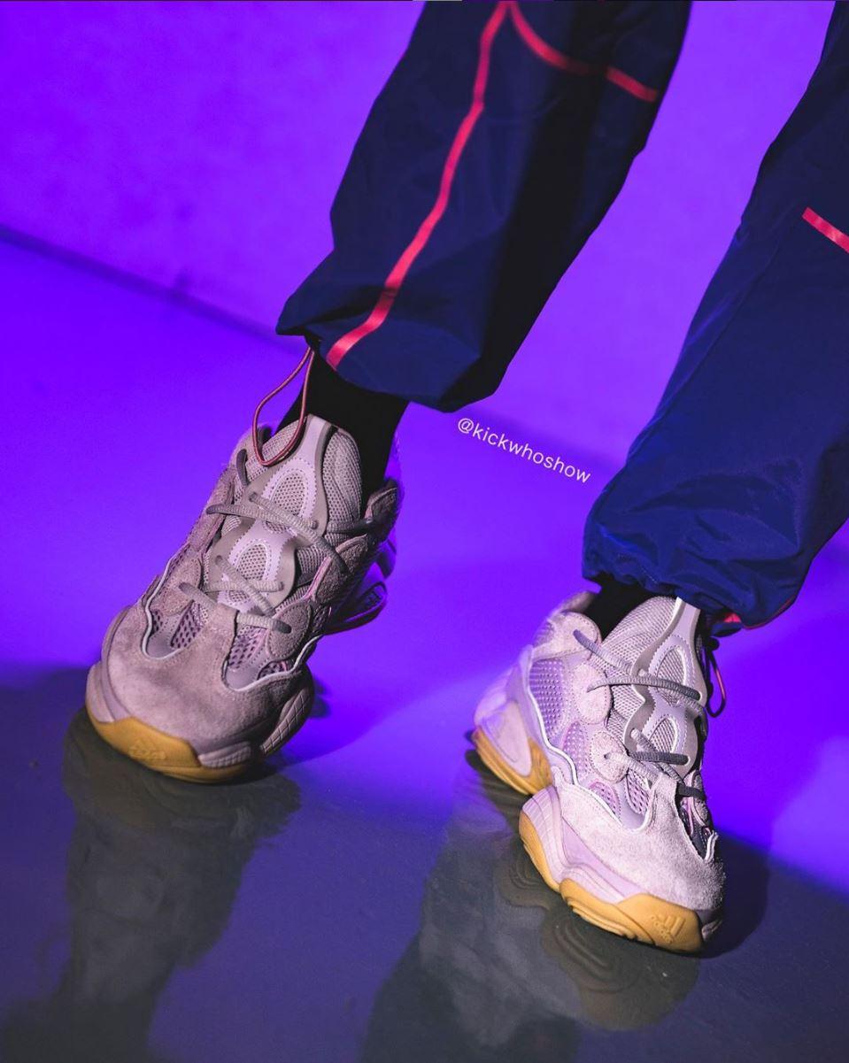 "adidas YEEZY 500 ""Soft Vision"" (アディダス イージー 500 ""ソフト ヴィジョン"")"