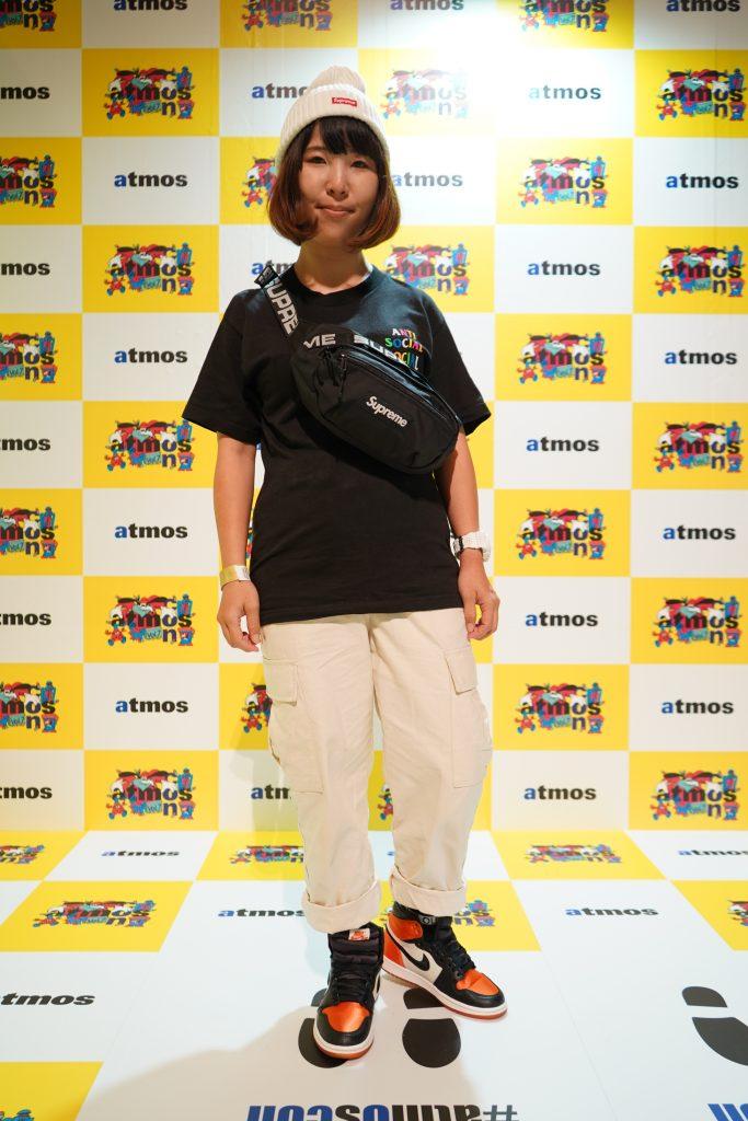 アトモスコン 7 スナップ写真 (atmoscon-vol.7-sneaker-girl-style-snap-@maiky.17)