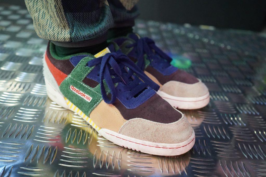アトモスコン 7 スナップ写真 (atmoscon-vol.7-sneaker-girl-style-snap-Reebok_Kids_Observatory collabo)