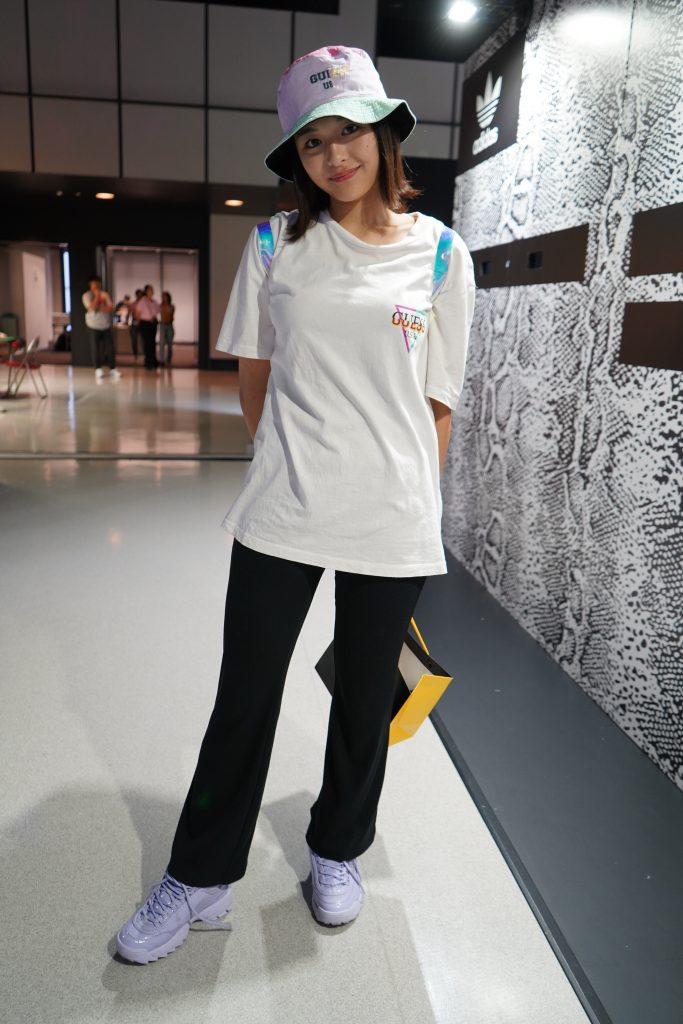 アトモスコン 7 スナップ写真 (atmoscon-vol.7-sneaker-girl-style-snap-Rino)