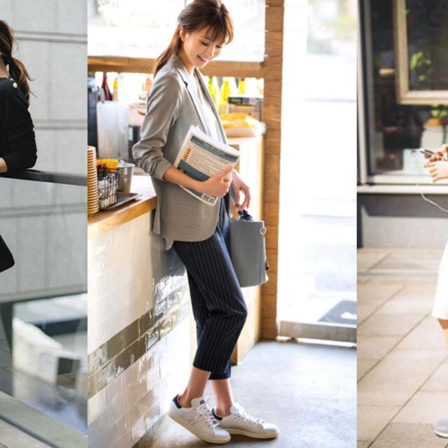 【レディース版】通勤するのにおすすめのスニーカーランキング6選 (Women_Sneaker_for_Work_Office)