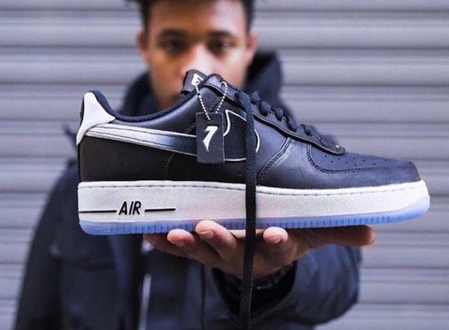 Colin Kaepernick × Nike Air Force 1 Low (コリン・キャパニック × ナイキ エア フォース 1 ロー) CQ0493-001