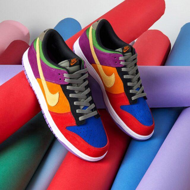 """Nike Dunk Low """"Viotech"""" (ナイキ ダンク ロー """"バイオテック"""") : CT5050-500"""
