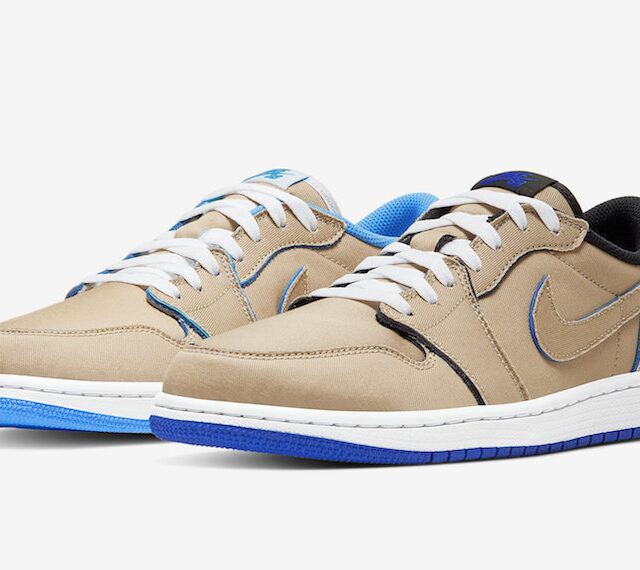 "Nike SB Air Jordan 1 Low ""Desert Ore"" (ナイキ SB エア ジョーダン 1 ロー ""デザート オレ"")"