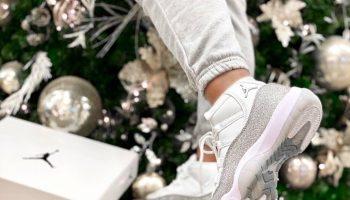 Nike WMNS Air Jordan 11 Metallic Silver-01