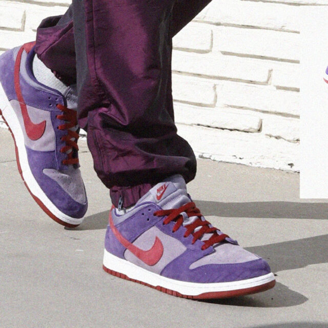 """Nike Dunk Low """"Plum"""" 2001's Ugly Duckling Pack (ナイキ ダンク ロー """"プラム"""" 2001 アグリー ダックリング パック)"""