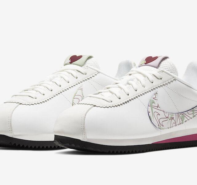 "Nike WMNS Cortez ""Valentine's Day"" (ナイキ ウィメンズ コルテッツ ""バレンタインデー"") CI7854-100"
