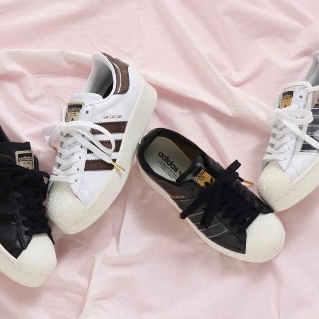 adidas WMNS Superstar Bold (アディダス ウィメンズ スーパースター ボールド) fv3361, fw8423, fv3356, fv3354