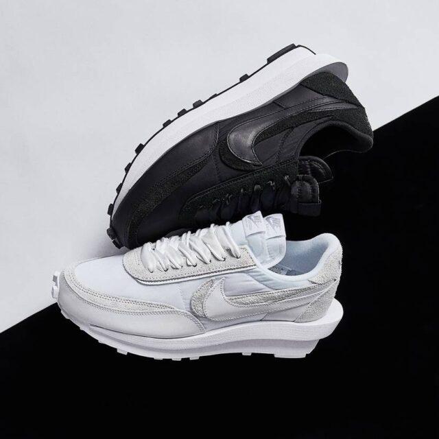 sacai x Nike LDWaffle (サカイ × ナイキ LDワッフル) BV0073-002, BV0073-101
