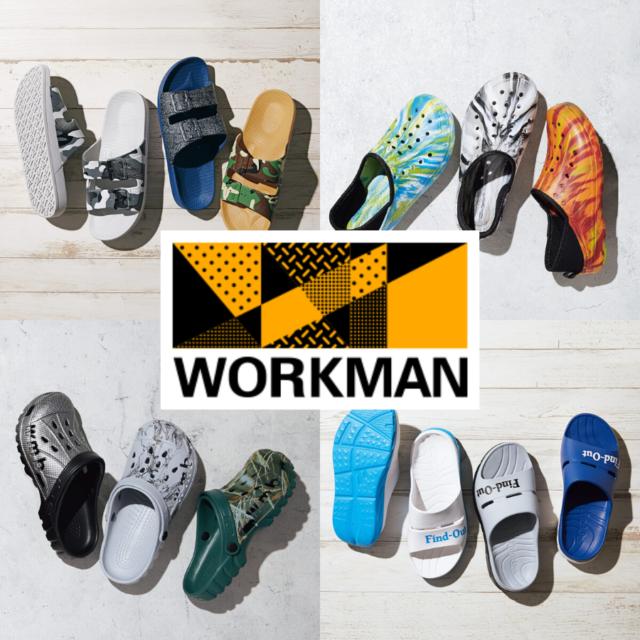 Workman ワークマン サンダル シューズ スニーカー 靴 レディース おすすめ 2020年 春夏 新作 人気
