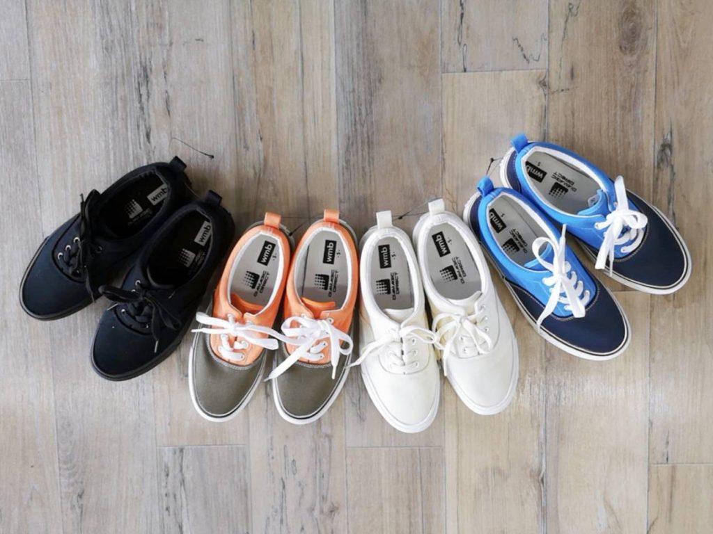 ワークマン レディース スニーカー シューズ 靴 おすすめ 新作 人気
