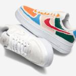 "Nike Air Force 1 ""Tearaway"" (ナイキ エア フォース 1 ""ティアアウェイ"") CJ1650-100, CJ1650-101"