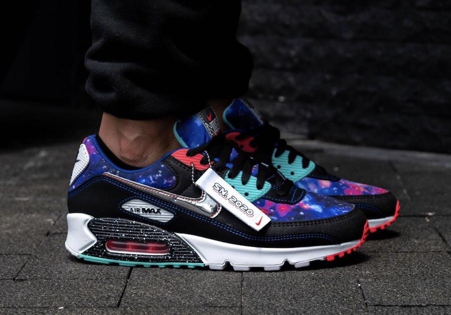 """Nike Air Max 90 """"Galaxy / Supernova"""
