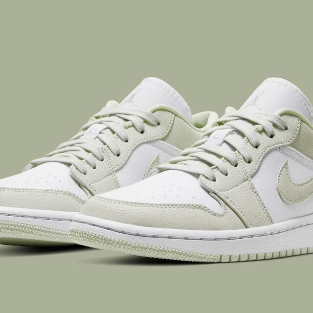 """Nike WMNS Air Jordan 1 Low """"Spruce Aura"""" (ナイキ ウィメンズ エア ジョーダン 1 ロー """"スプルース オーラ"""") CW1381-003"""