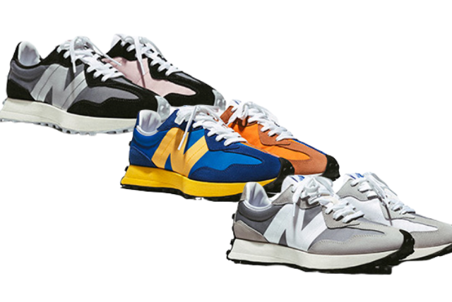 New Balance WS327 & MS327 (ニューバランス WS327 & MS327) WS327CPA, MS327LAA, MS327LAB