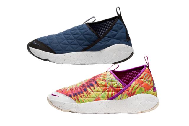 "Nike ACG MOC 3.0 ""Tie-Dye"" ""Midnight Navy"" (ナイキ ACG モック 3.0 ""タイダイ"" ""ミッドナイト ネイビー"") CW2463-300, CT3302-400"