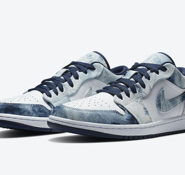 "Nike Air Jordan 1 ""Washed Denim"" (ナイキ エア ジョーダン 1 ""ウォッシュド デニム"") CZ8455-100"