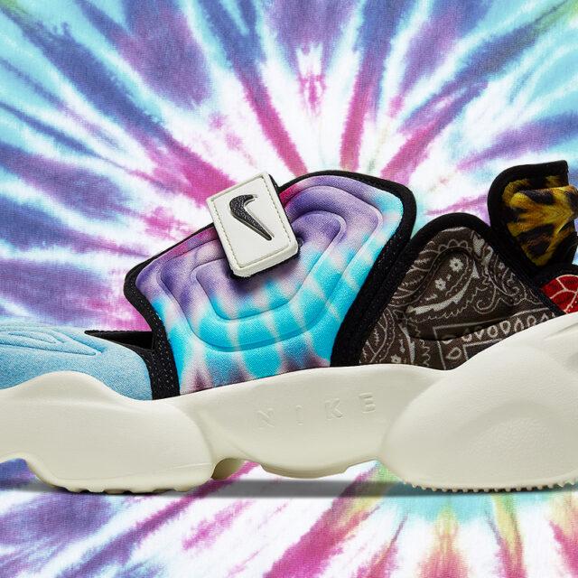 """Nike Aqua Rift """"What The"""" (ナイキ アクア リフト """"ワット ザ"""") CW2624-101"""