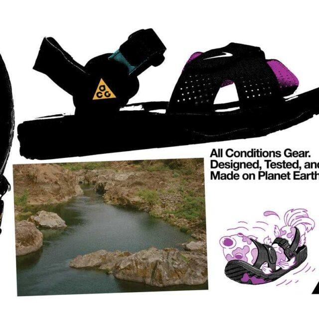 Nike ACG Air Deschutz (ナイキ ACG エア デシューツ) CT2890-005, CT2890-400, CT2890-003