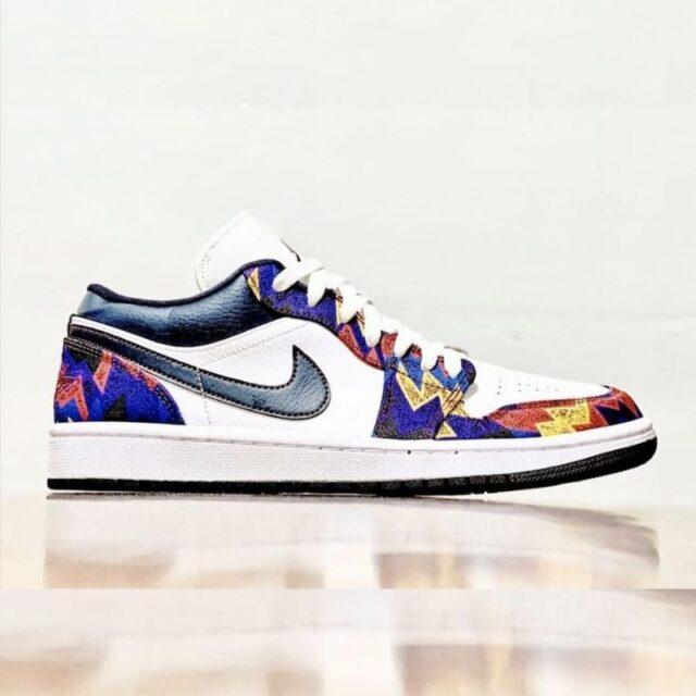 "Nike Air Jordan 1 Low ""Sweater"" (ナイキ エア ジョーダン 1 ロー ""セーター"")"