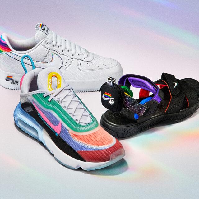 "Nike ""BeTrue Pride Collection 2020"" (ナイキ ""ビー トゥルー プライド コレクション 2020"")"