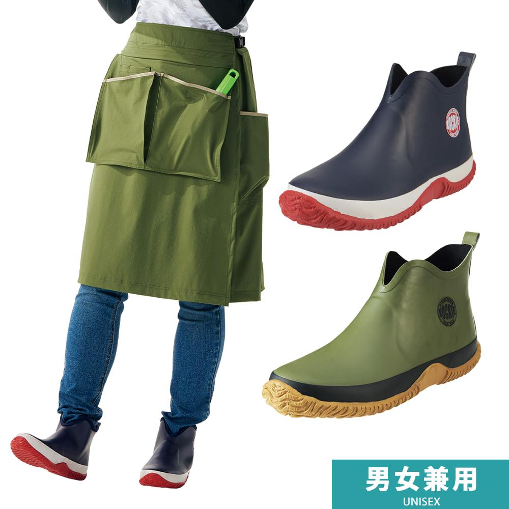 ワークマンの人気防水ブーツ:AS1アウトドアブーツ