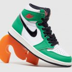 "Nike WMNS Air Jordan 1 High OG ""Lucky Green"" (ナイキ ウィメンズ エア ジョーダン 1 ハイ OG ""ラッキー グリーン"") DB4612-300 size?"