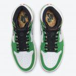 "Nike WMNS Air Jordan 1 High OG ""Lucky Green"" (ナイキ ウィメンズ エア ジョーダン 1 ハイ OG ""ラッキー グリーン"") DB4612-300 top"