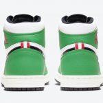 "Nike WMNS Air Jordan 1 High OG ""Lucky Green"" (ナイキ ウィメンズ エア ジョーダン 1 ハイ OG ""ラッキー グリーン"") DB4612-300 back"