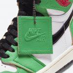 "Nike WMNS Air Jordan 1 High OG ""Lucky Green"" (ナイキ ウィメンズ エア ジョーダン 1 ハイ OG ""ラッキー グリーン"") DB4612-300 tag"