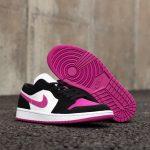 """Nike Air Jordan 1 Mid & Low """"Magenta"""" (ナイキ エア ジョーダン 1 ミッド & ロー """"マジェンタ"""") BQ6472-005, DC0774-005"""