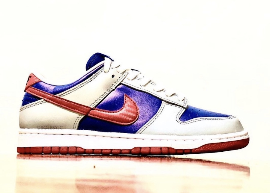 "Nike Dunk Low ""Samba"" (ナイキ ダンク ロー ""サンバ"") CZ2667-400"